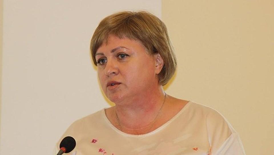 Сотникова перестала быть главой Ялты через семь дней
