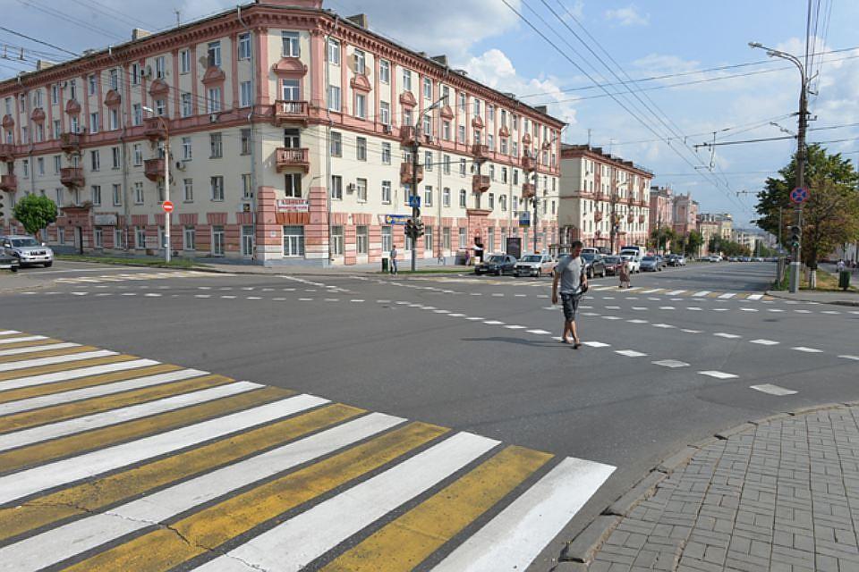 ВРФ увеличили штрафы автомобилистам, неуступающим дорогу пешеходам