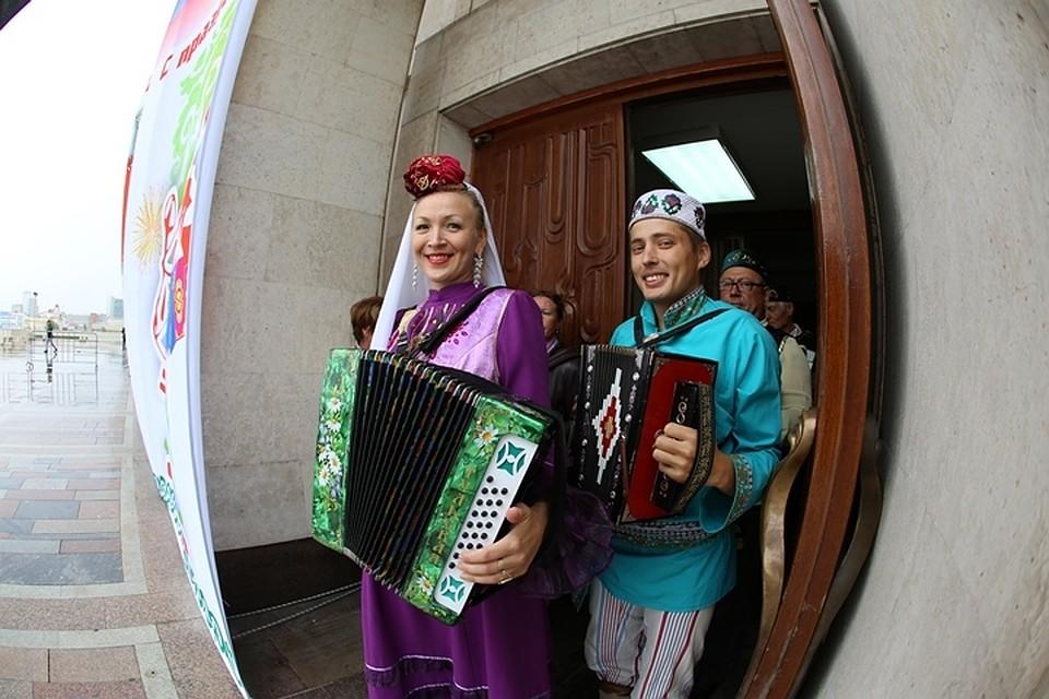 В КНР могут провести дни татарской культуры