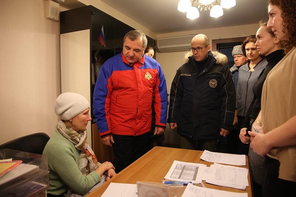 Семьи погибших при обрушении дома вИжевске получат по1 млн руб.