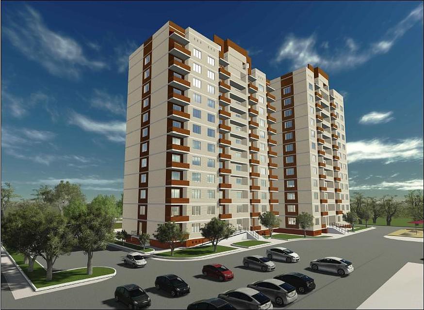 ВРостовской области ищут обманутых дольщиков 5-ти многоэтажек