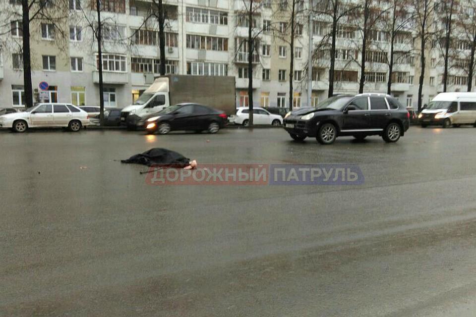 ВУфе появилось видео смертоносного ДТП с«Porsche Cayenne»