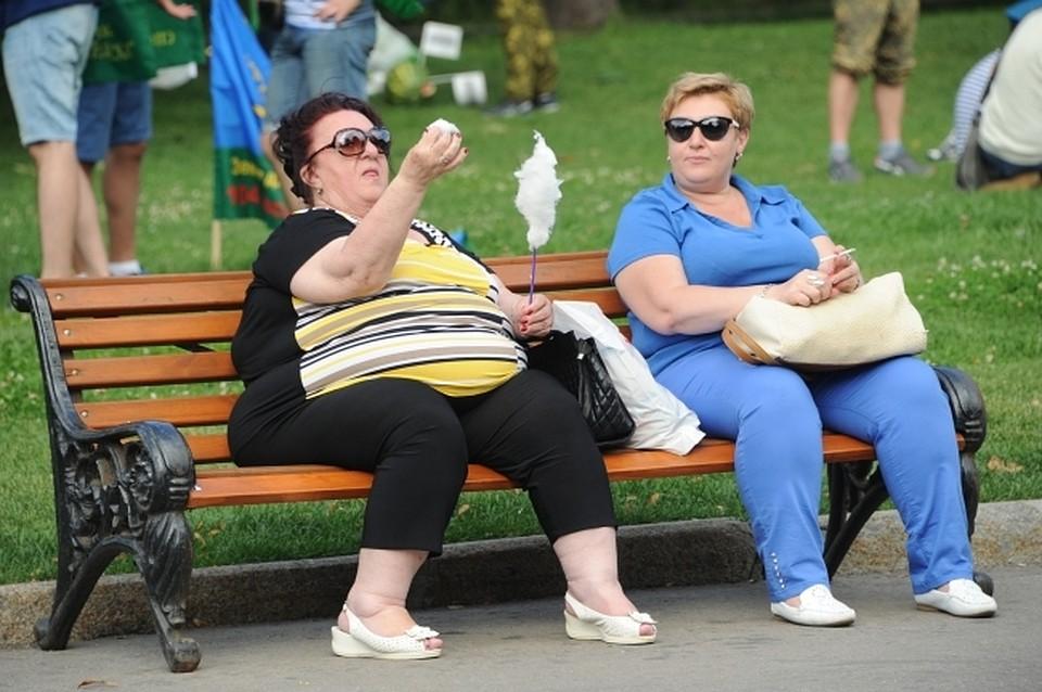 Лишний вес- это болезнь и с ним нужно бороться