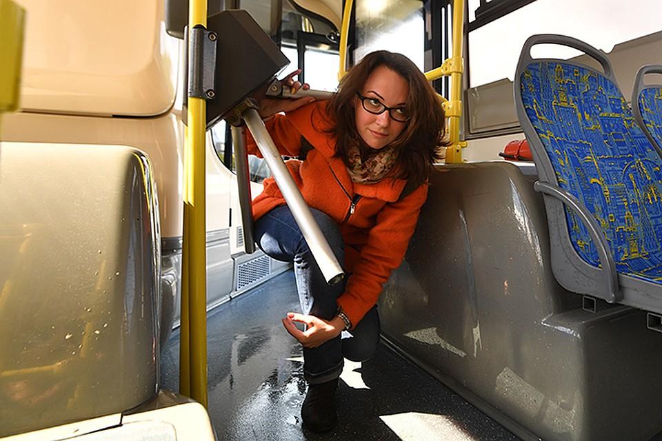 В столице России из огромных автобусов уберут турникеты