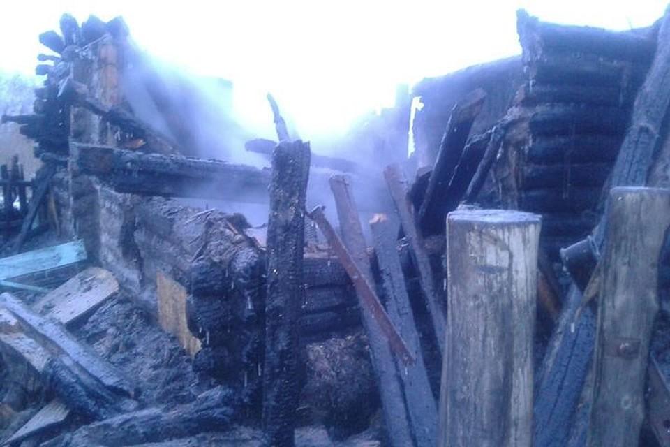 Гражданин Каргатского района НСО поджег дом ссобутыльником