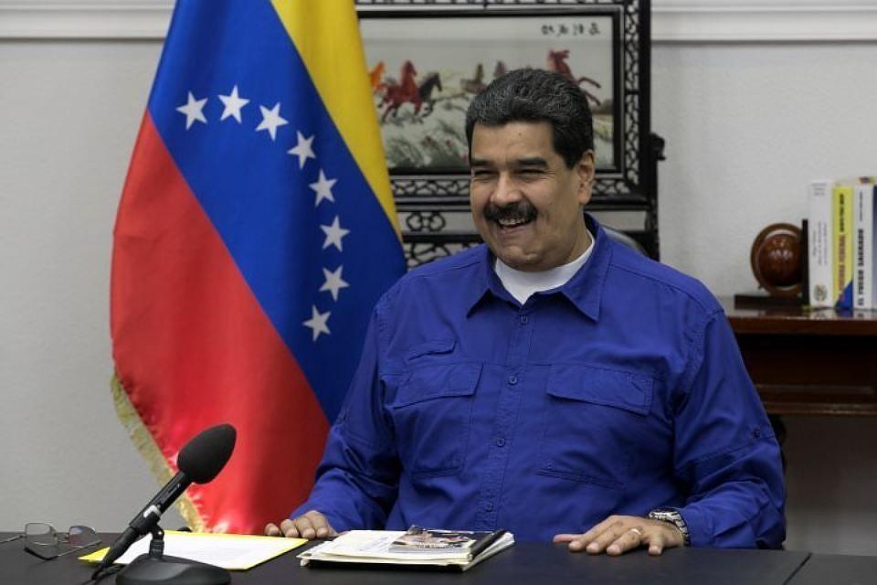 ИзВенесуэлы бежал лидер оппозиции