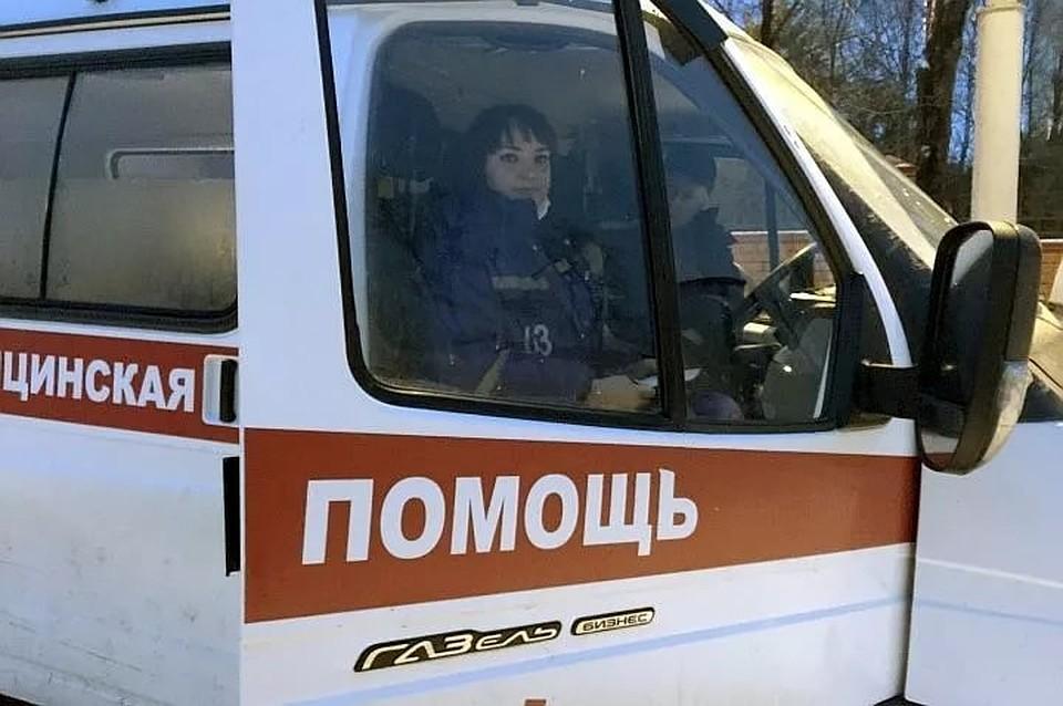 Вцентре Ростова столкнулись автобус итрамвай