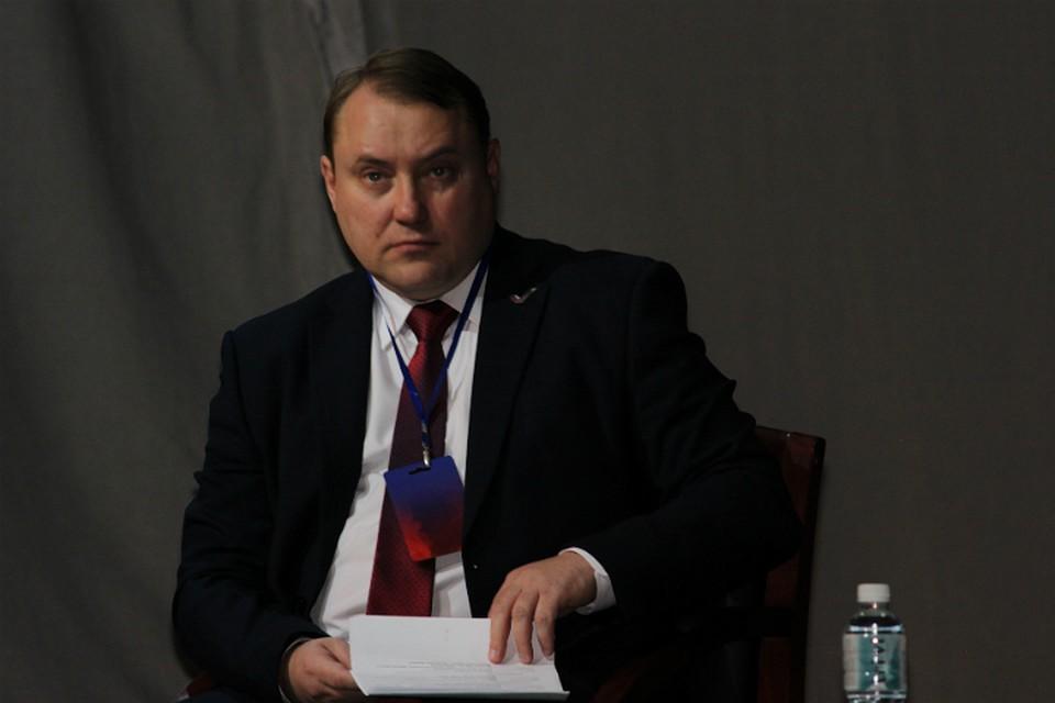 Хабаровский ОНФ покинул сопредседатель Сергей Мазунин