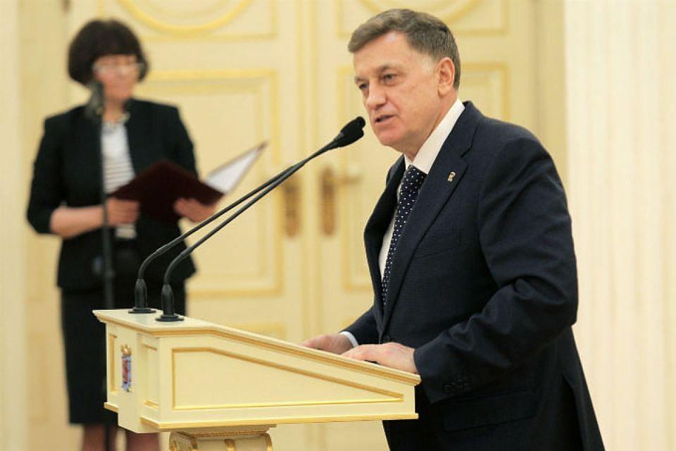 Руководителя Центрального района Петербурга раскритиковали вЗакС города