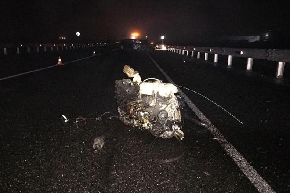 Неопытный шофёр умер вДТП около аэропорта Ставрополя