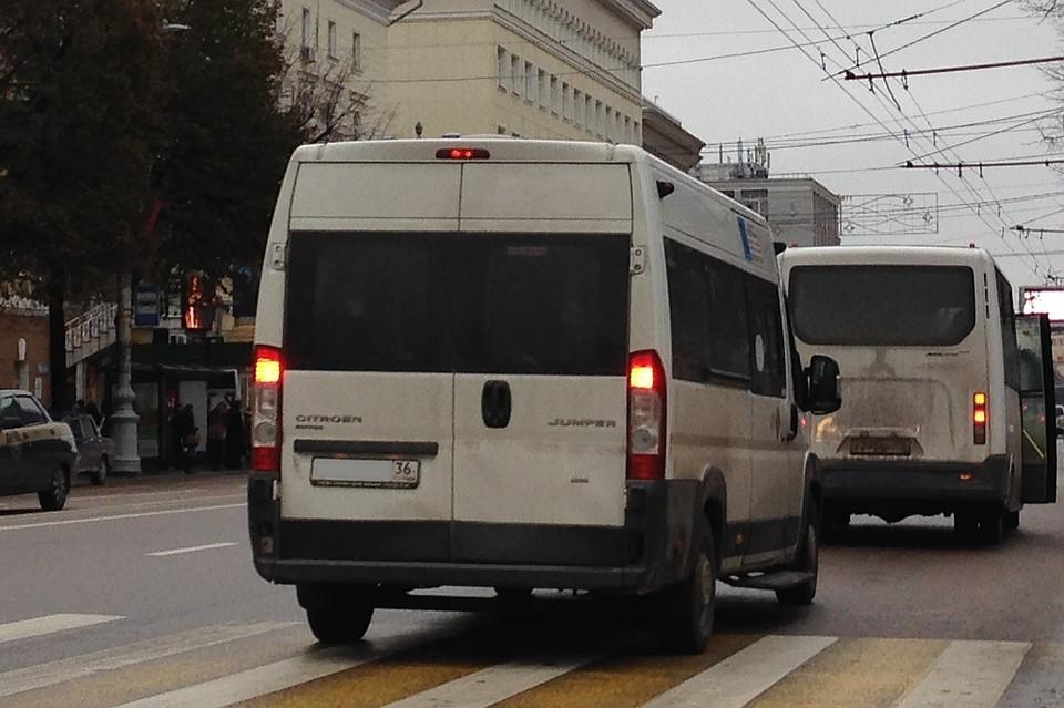 ПоВоронежу ездили 28 неисправных пассажирских автобуса