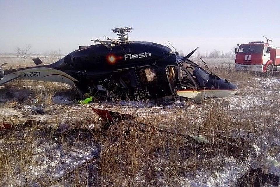 Командир разбившегося вертолета осужден вРостовской области