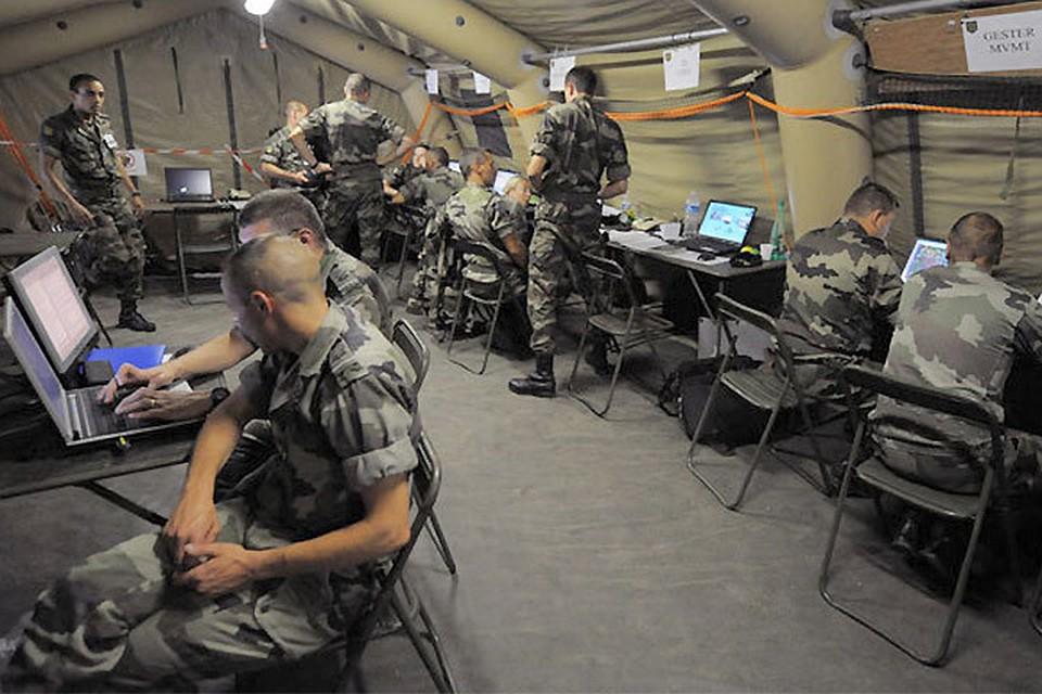 ВЭстонии— киберучения НАТО