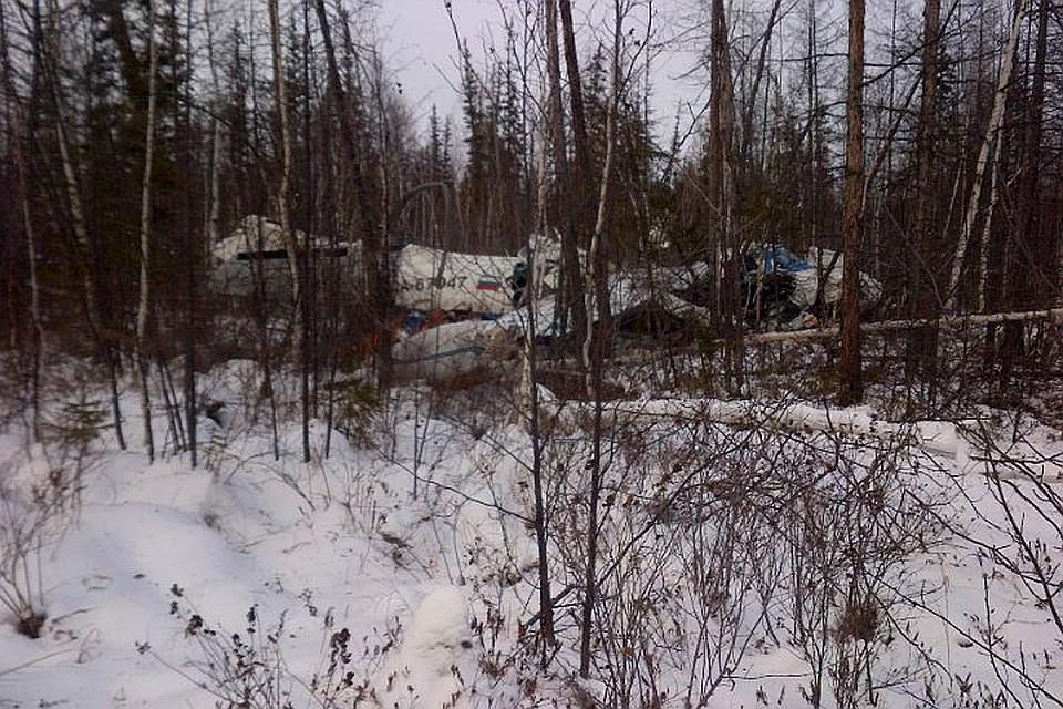 Ребенок обокрал погибших при крушении самолёта L-410 вХабаровском крае