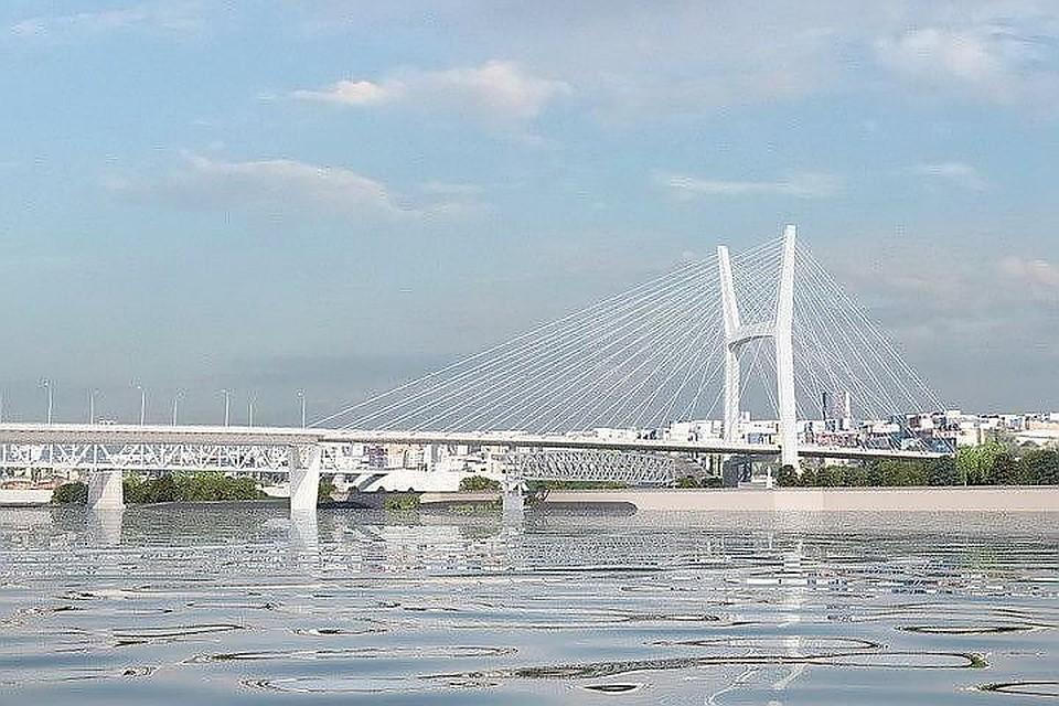 Власти назвали вероятного подрядчика четвертого моста через Обь