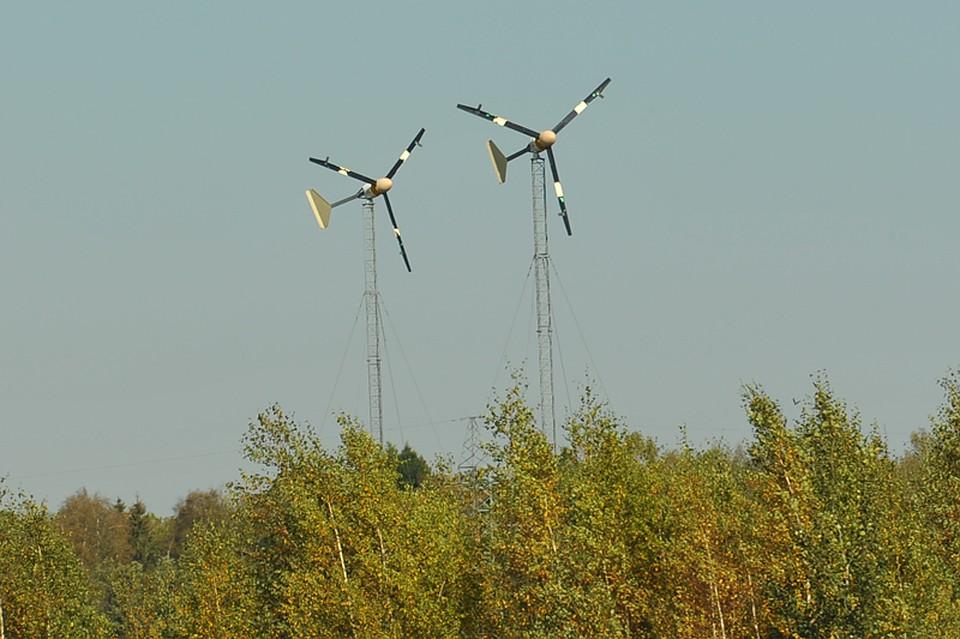 ВРостовской области построят ветряные станции повыробатыванию электричества в2019—2022 годы