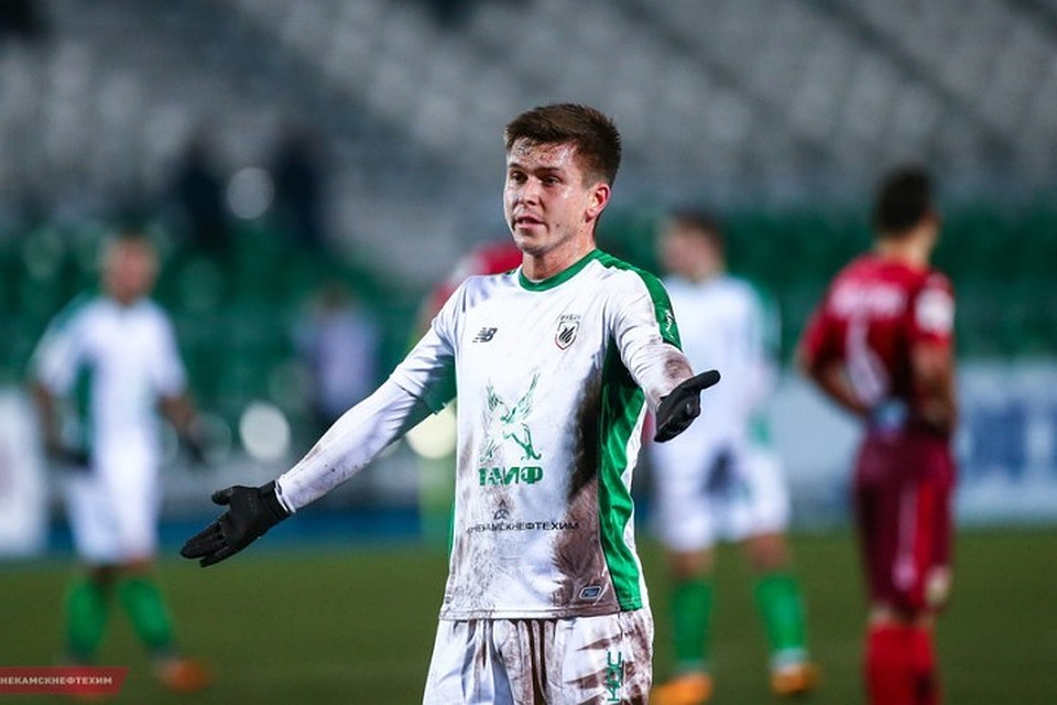 Форвард ЦСКА Чалов признан лучшим молодым игроком года вРФПЛ