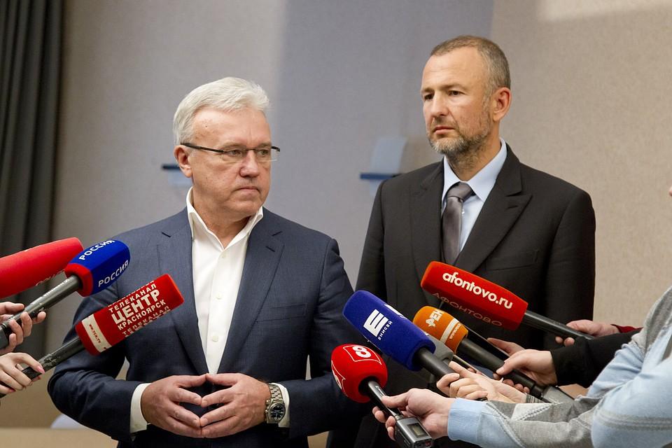Мэр Красноярска пообещал продолжить увольнять высокопоставленных чиновников