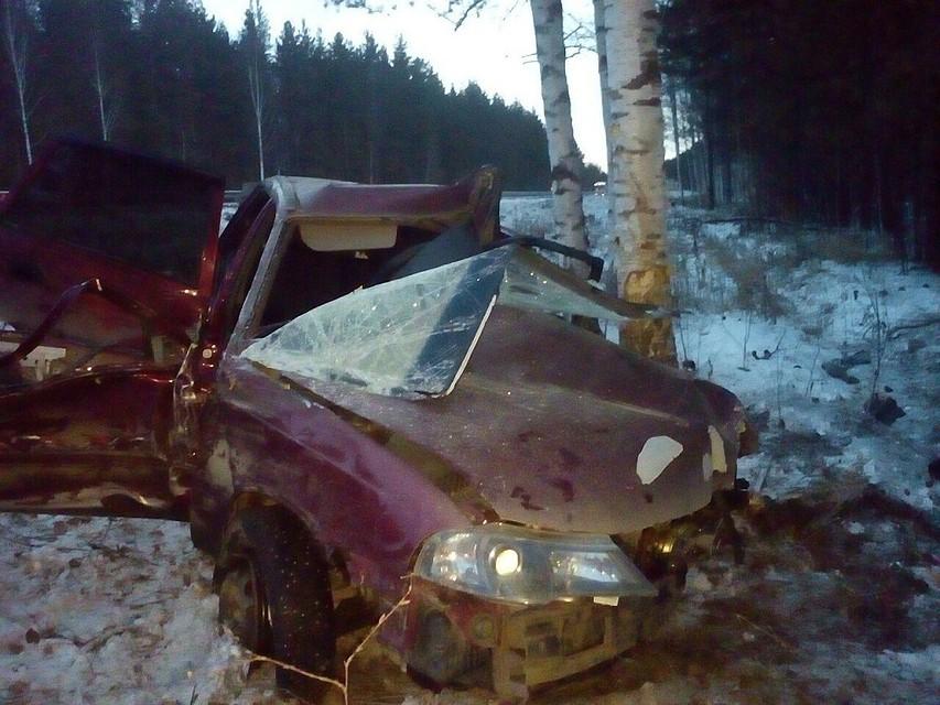 Молодой бесправник умер, вылетев вкювет вЧелябинской области