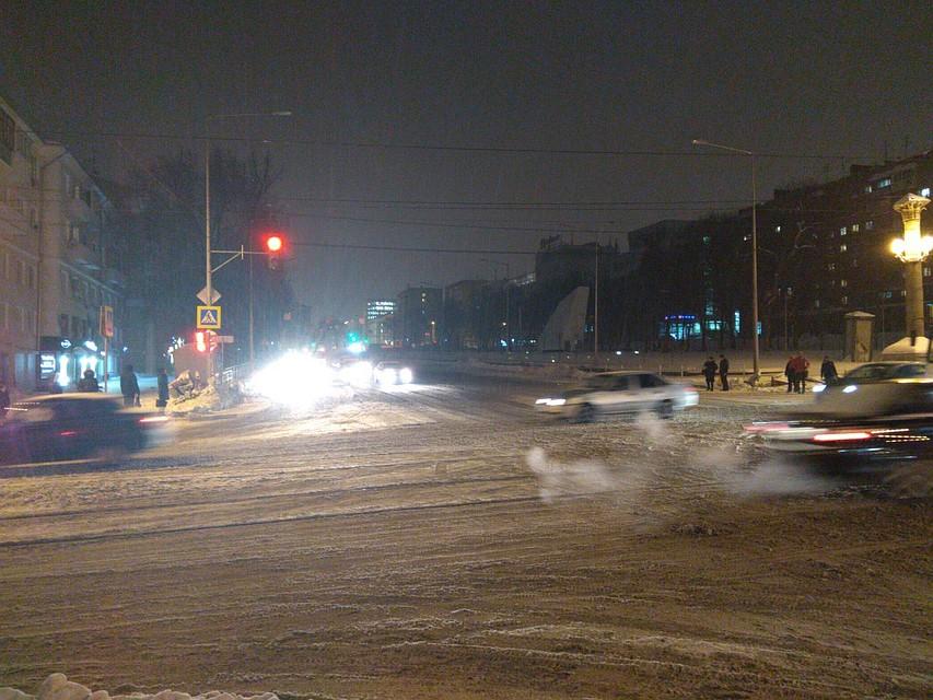 Движение отПервомайской доПолевой откроют после очистки снега