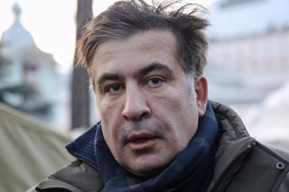 Саакашвили затерялся среди палаток— милиция Украины