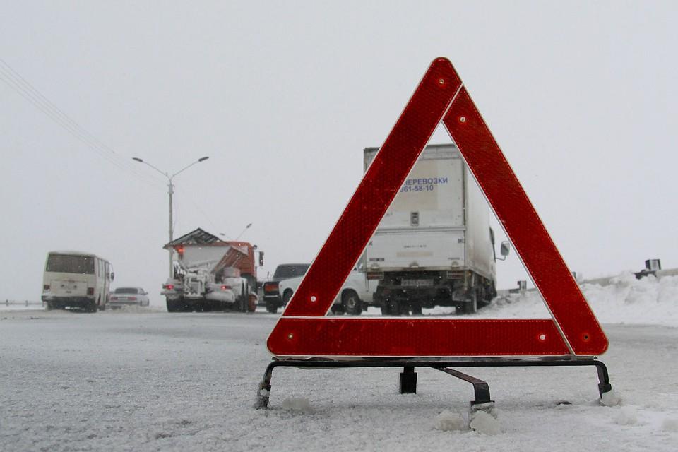 Под Воронежем втройном ДТП пострадали женщина и7-летний ребенок