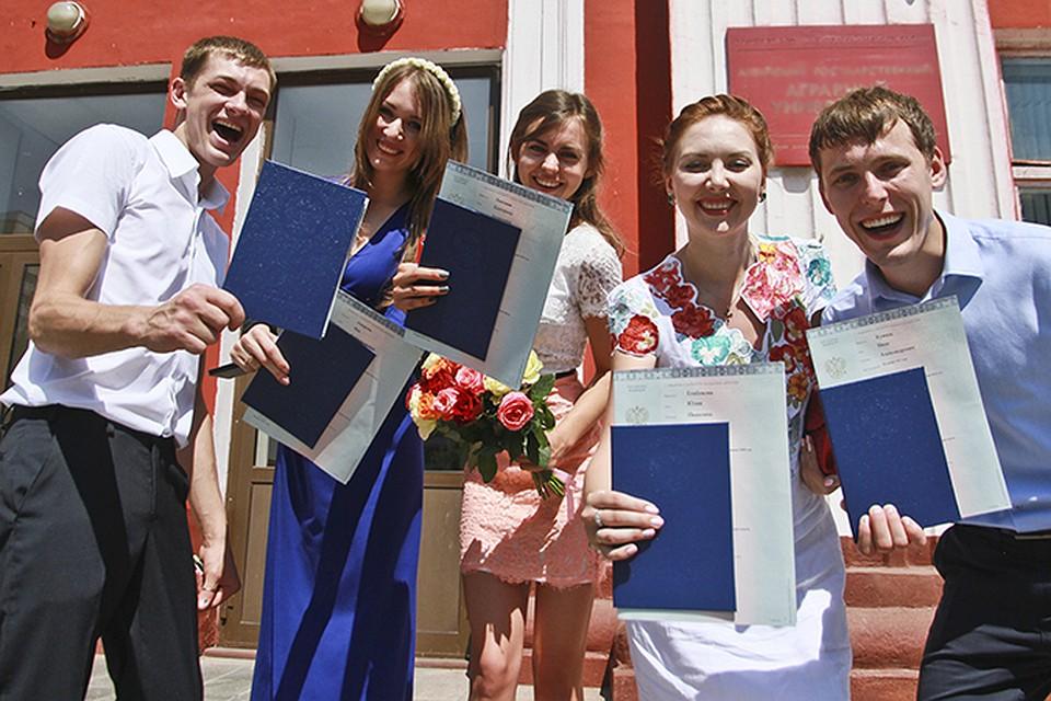 Два курских высших учебных заведения попали врейтинг востребованности институтов РФ