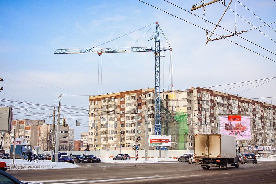 160 млн руб. запросила Удмуртия для расселения жильцов рухнувшего дома