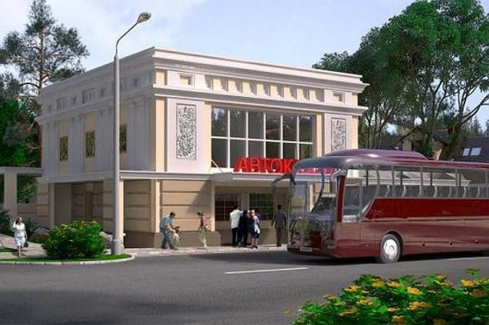 ВГеленджике начали реконструкцию пригородной автостанции