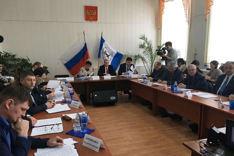 Левченко: вУсть-Ордынском Бурятском округе займутся строительством ипподрома