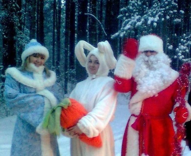 ВМиассе изочага культуры украли новогодние костюмы