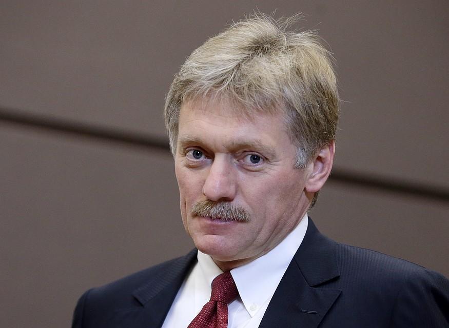 Песков: РФготовит меры наслучай продления санкций