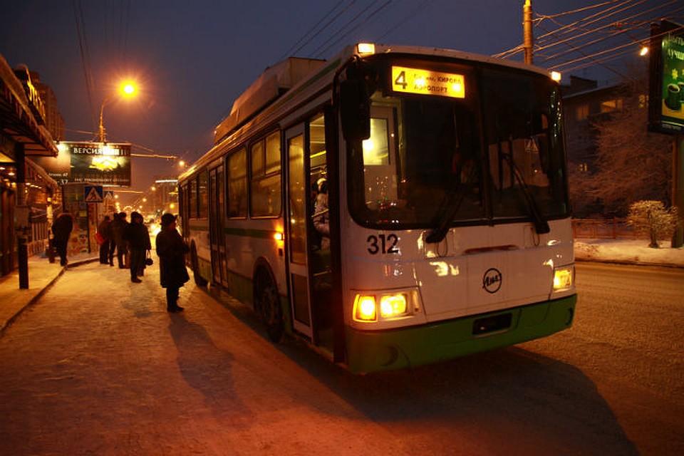 Ремонтный цех создадут втроллейбусном депо Иркутска