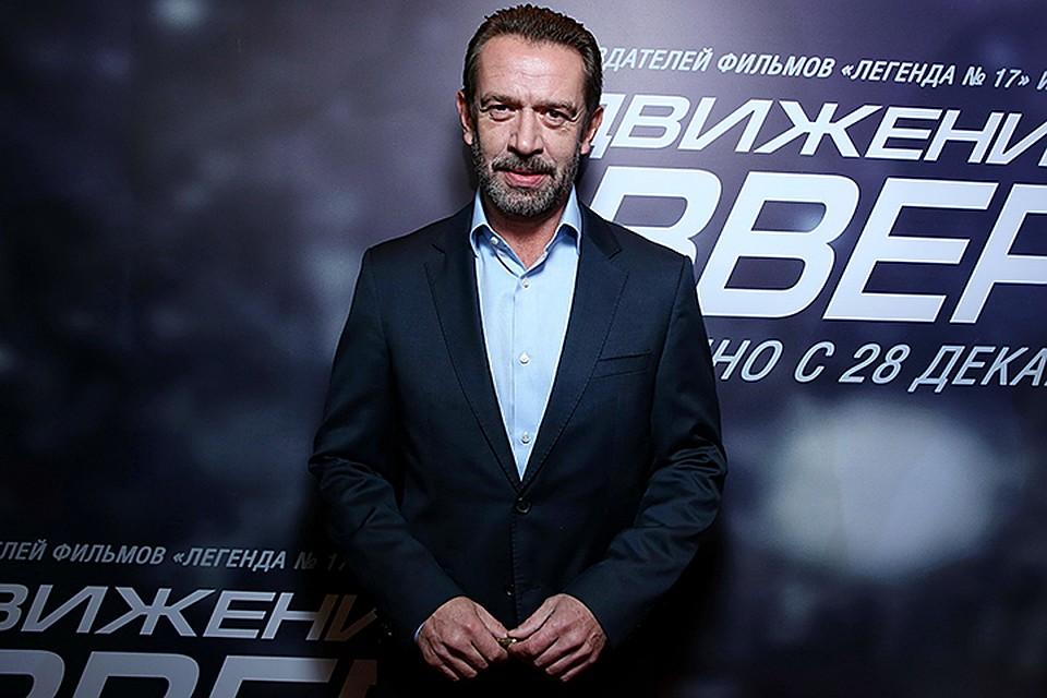 В столицеРФ Михалков представил баскетбольную кинодраму «Движение вверх»