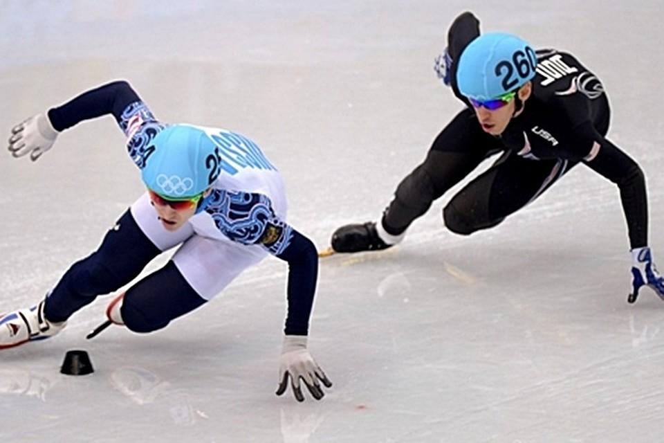 Ярославские спортсмены стали призерами чемпионата Российской Федерации пошорт-треку