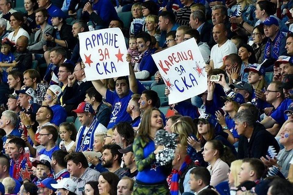 СКА уступил «Автомобилисту» ипроиграл третий из 5-ти последних матчей КХЛ