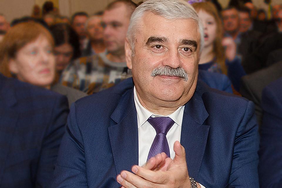 Замгубернатора Волгоградской области Александр Беляев покинул свою должность