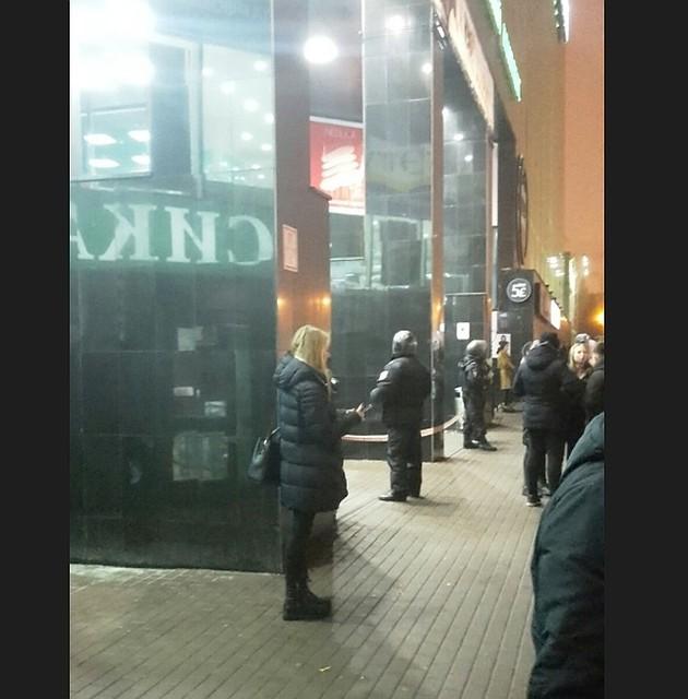 Из больших челябинских ТРК эвакуировали людей
