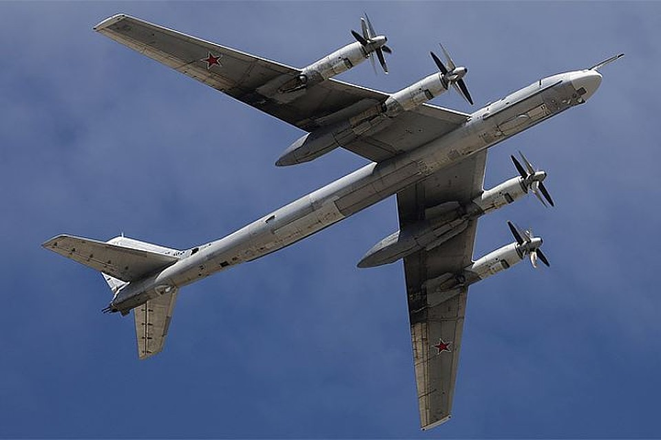 ВВС Австралии привели в боевую готовность из-за российских Ту-95МС