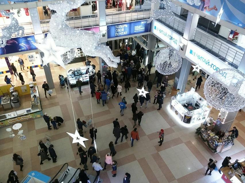Сообщения оминировании 2-х торговых центров вВолгограде оказались ложными— МВД