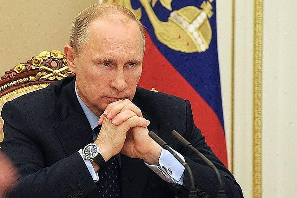 Путин установил предел штатной численности МВДРФ