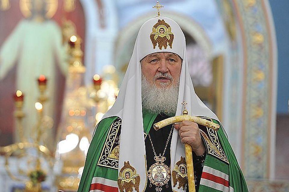 Патриарх Кирилл нановогоднем молебне незабыл о«гражданском конфликте» вУкраинском государстве