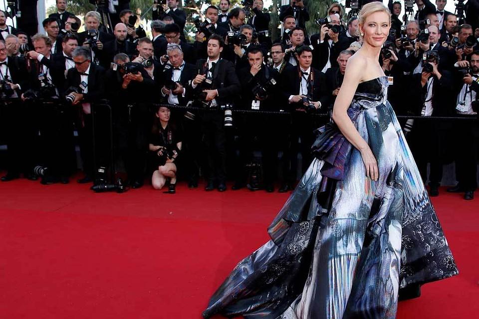 Кейт Бланшетт возглавит жюри Каннского кинофестиваля