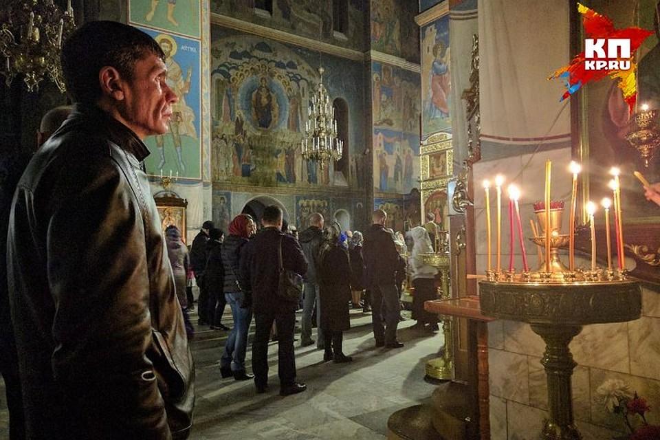 Митрополит Георгий совершит торжественное богослужение вРождественскую ночь