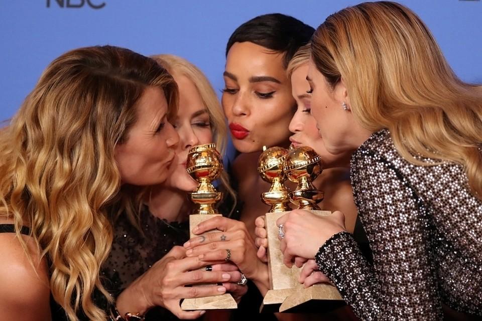 ВЛос-Анджелесе назвали лауреатов премии «Золотой глобус»