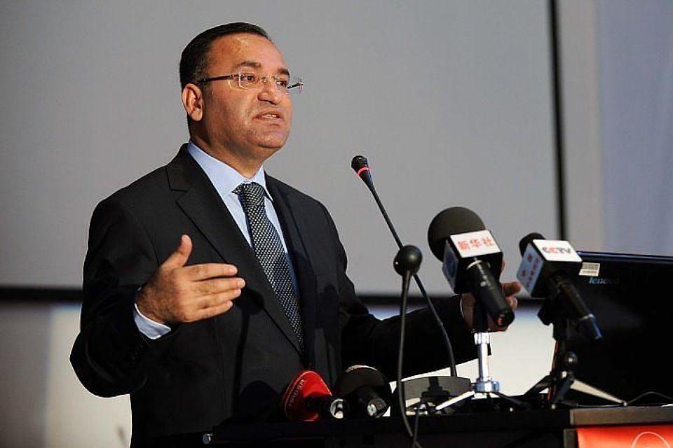 Вице-премьер Турции Бекир Боздаг