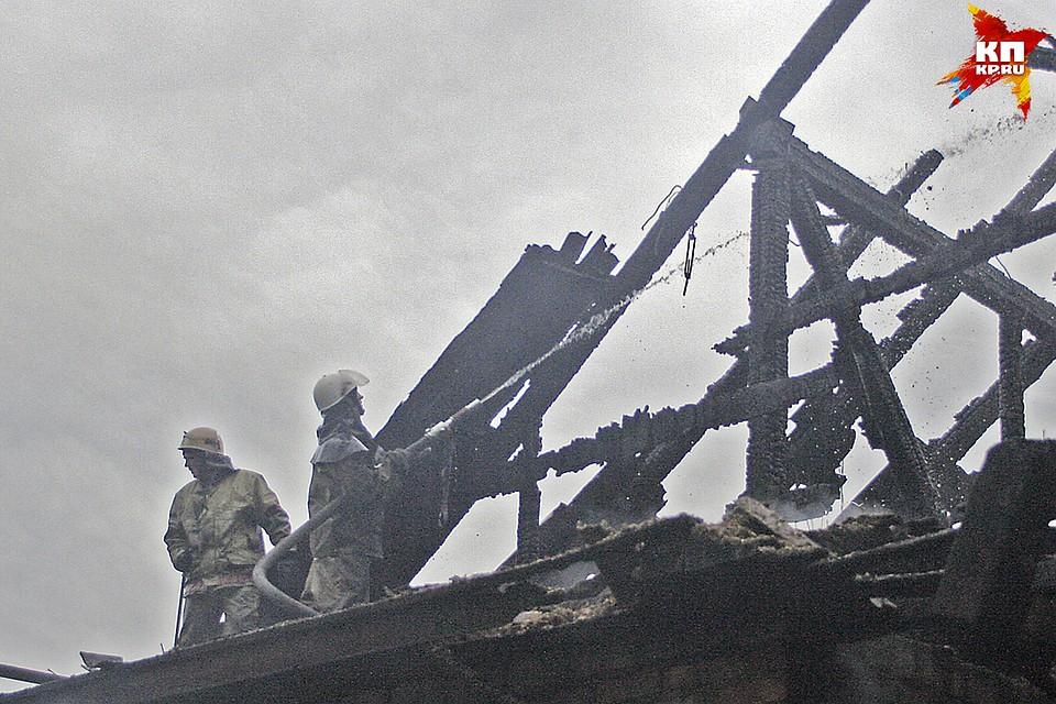 Селянин сжег дом схозяйкой из-за 3000 руб. вАлтайском крае