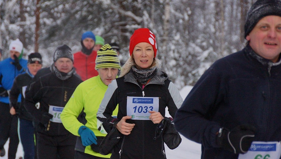 Екатеринбуржцы пробегут рождественский полумарафон уГаниной ямы