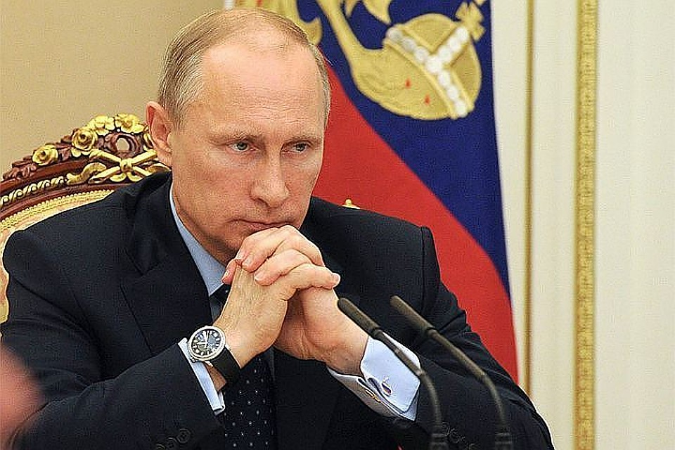 Путин подписал закон обОсновах национальной политики позащите от необычных ситуаций