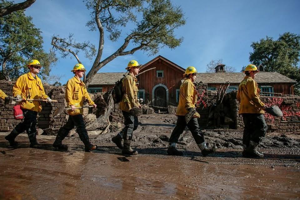 ВКалифорнии локализовали крупнейший природный пожар